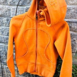 Lulu scuba hoodie size 4